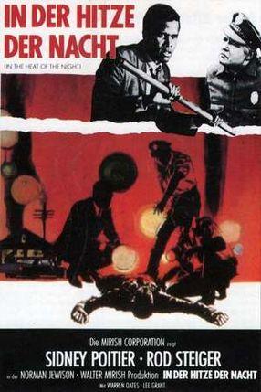 Poster: In der Hitze der Nacht