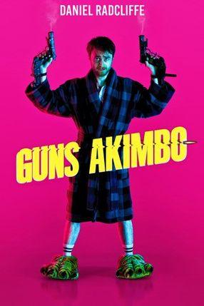 Poster: Guns Akimbo