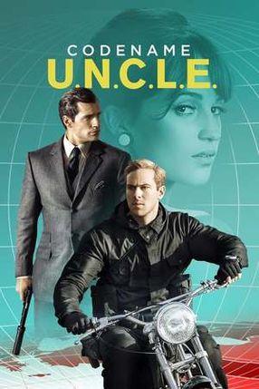 Poster: Codename U.N.C.L.E.