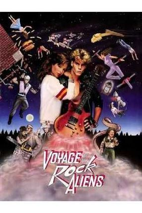 Poster: Voyage of the Rock Aliens