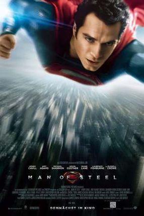 Poster: Man of Steel