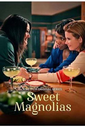 Poster: Süße Magnolien