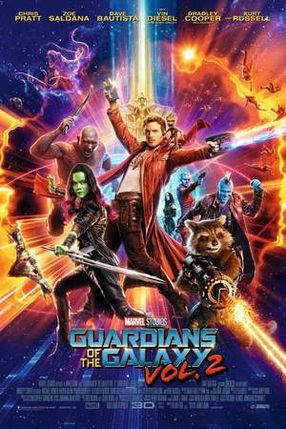 Poster: Guardians of the Galaxy Vol. 2