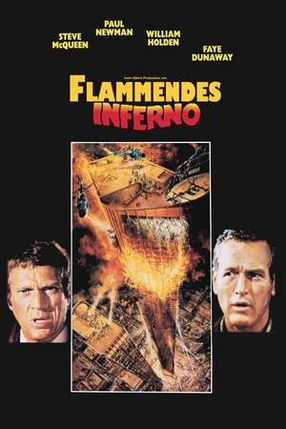 Poster: Flammendes Inferno