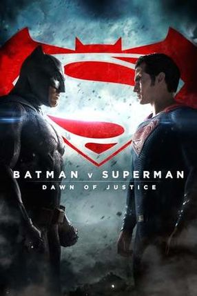 Poster: Batman v Superman: Dawn of Justice