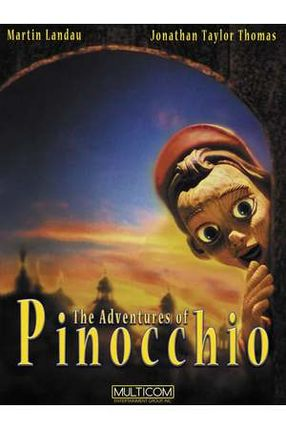 Poster: Die Legende von Pinocchio