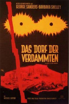 Poster: Das Dorf der Verdammten