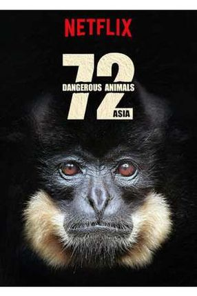 Poster: 72 Dangerous Animals: Asia