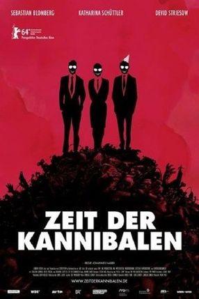 Poster: Zeit der Kannibalen