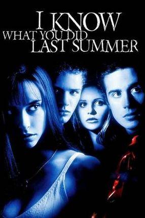 Poster: Ich weiß, was Du letzten Sommer getan hast