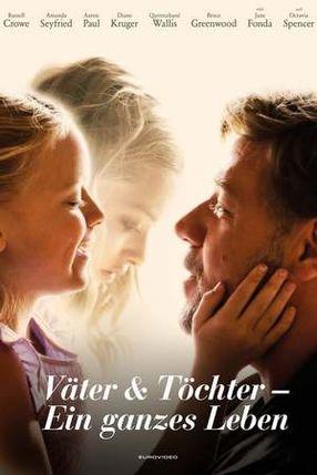 Poster: Väter und Töchter - Ein ganzes Leben