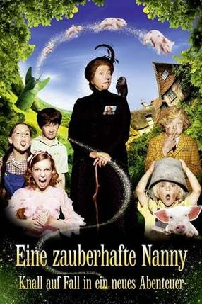 Poster: Eine zauberhafte Nanny - Knall auf Fall in ein neues Abenteuer