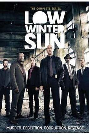 Poster: Low Winter Sun