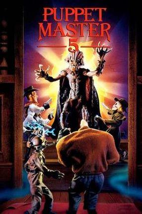 Poster: Puppet Master V