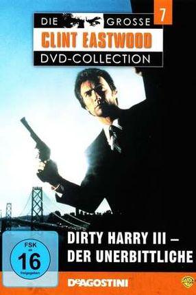 Poster: Dirty Harry III - Der Unerbittliche