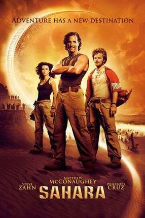 Poster: Sahara - Abenteuer in der Wüste