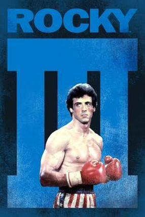 Poster: Rocky III - Das Auge des Tigers