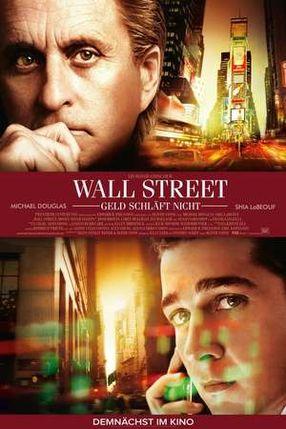 Poster: Wall Street - Geld schläft nicht