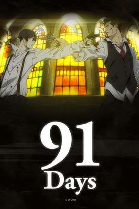 Poster: 91 Days