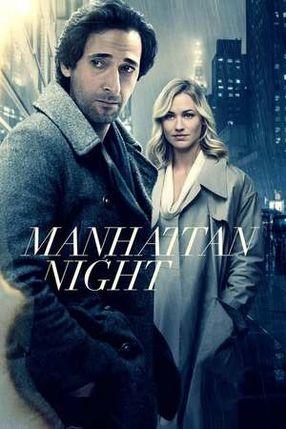 Poster: Manhattan Nocturne - Tödliches Spiel