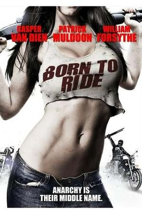 Poster: Born to Ride