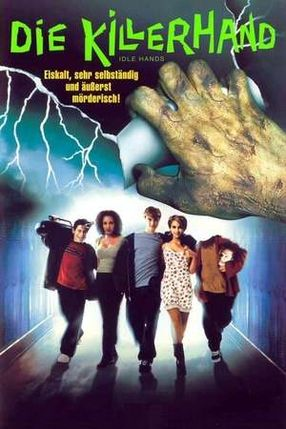 Poster: Die Killerhand