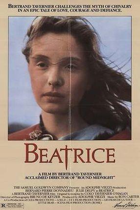 Poster: Die Passion der Beatrice