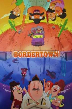 Poster: Bordertown