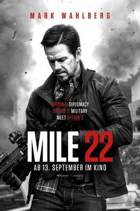 Poster: Mile 22