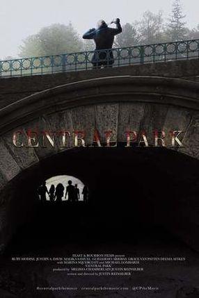 Poster: Central Park – Massaker in New York