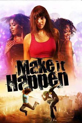 Poster: Make It Happen - Lebe deinen Traum