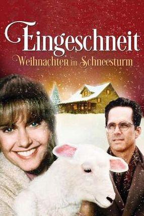 Poster: Eingeschneit - Weihnachten im Schneesturm