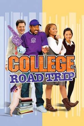 Poster: College Road Trip