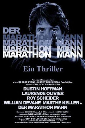 Poster: Der Marathon-Mann