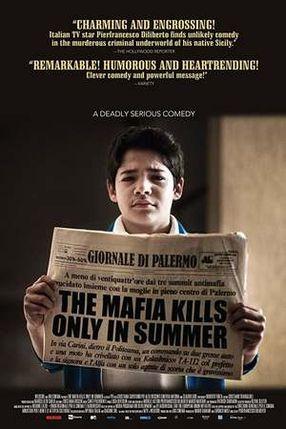 Poster: Die Mafia mordet nur im Sommer