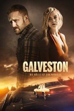 Poster: Galveston: Die Hölle ist ein Paradies