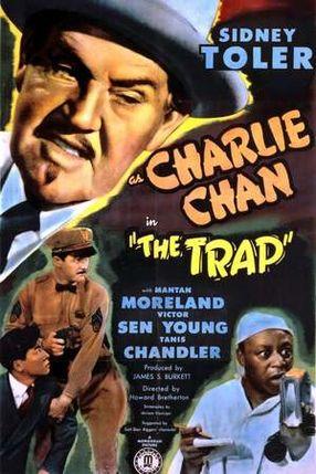 Poster: Charlie Chan  - Die Falle
