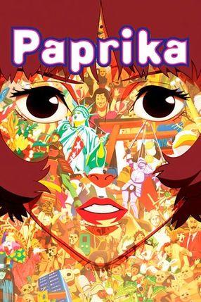 Poster: Paprika