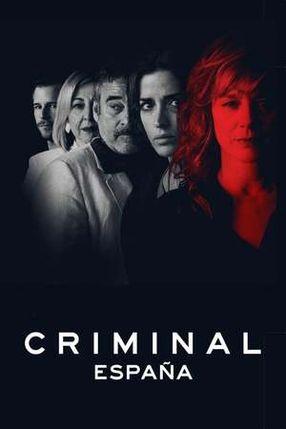 Poster: Criminal: España
