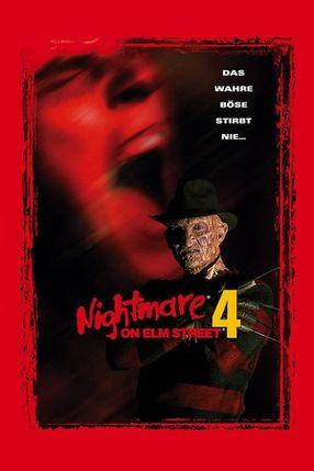 Poster: Nightmare on Elm Street 4