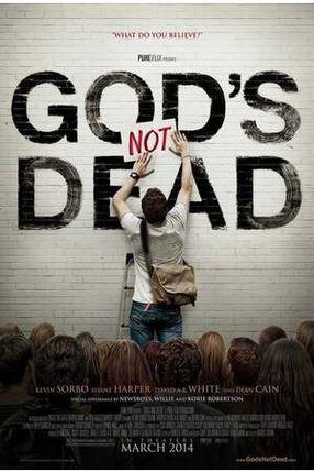 Poster: Gott ist nicht tot