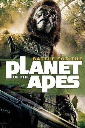 Poster: Die Schlacht um den Planet der Affen