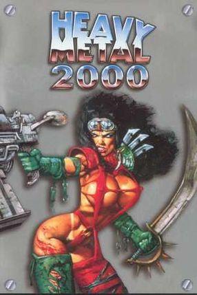 Poster: Heavy Metal F.A.K.K. 2