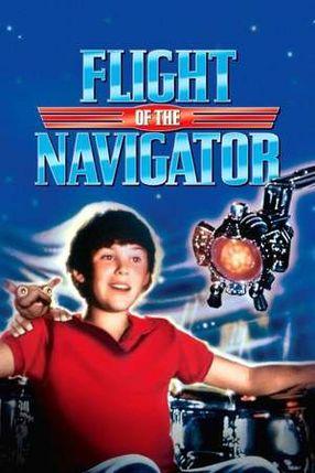 Poster: Der Flug des Navigators