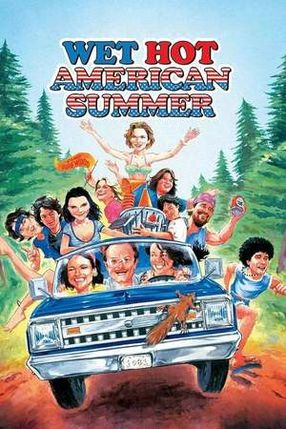 Poster: Wet Hot American Summer