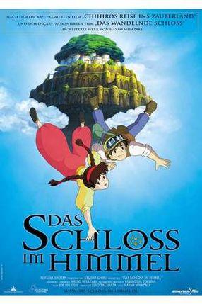 Poster: Das Schloss im Himmel