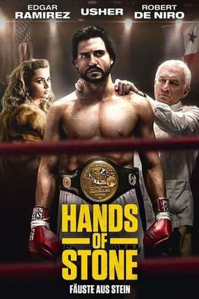 Poster: Hands of Stone