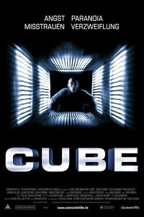 Poster: Cube