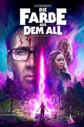 Poster: Die Farbe aus dem All
