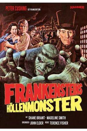Poster: Frankensteins Höllenmonster
